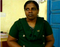 Aruna Devi is the first women to get MSW in South India