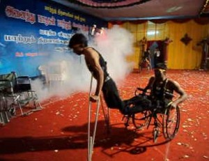 Extraordinary Performance by Disabled=