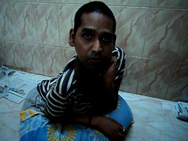 Muscular Dystrophy Artist Udhayakumar