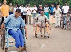 Tamil Nadu state award for differently abled persons