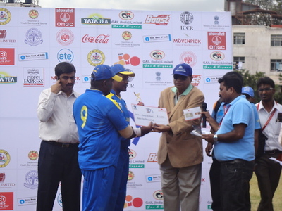 T20 World Cup for the Blind Updates 2012