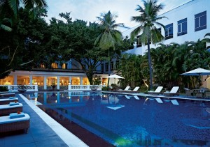 Accessibility Hotel in Chennai- Taj Connemara