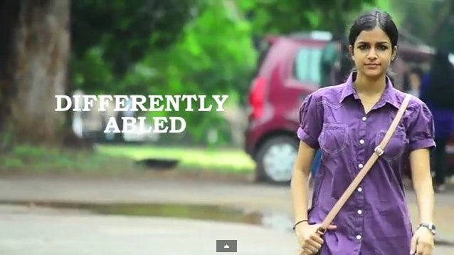 The Award Winning Differently abled Short Film