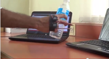 The Moving Finger – Assistive Technologies for Differently abled