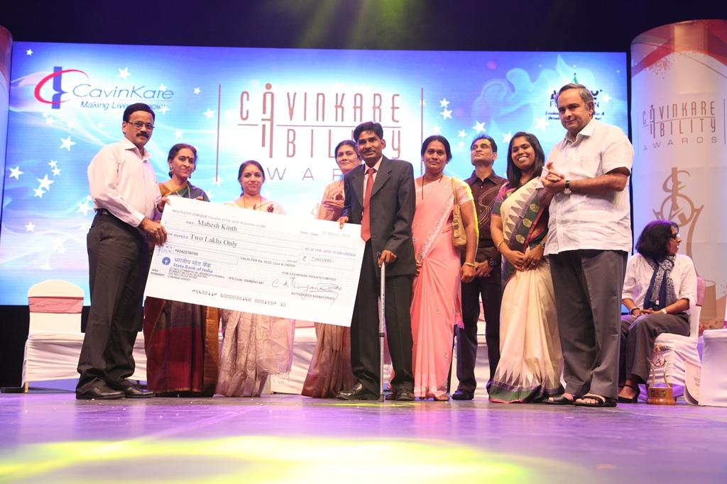 The_CavinKare_Ability_Awards_for_Eminence_Mahesh_Kinth-_Madhya_Pradesh