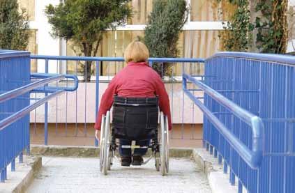 accessibilitiy ramps & handrails