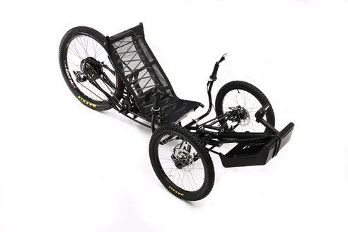 Horizon – electric trike for persons with disabilities