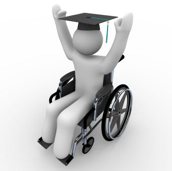 Facilities for Differently Abled College Student : AICTE