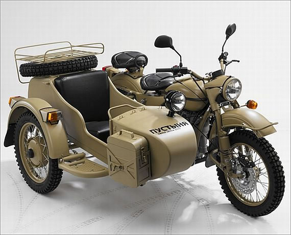 1000 cc Monster Trike for differently-abled