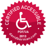 How to create accessible PDF