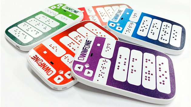 Braille Mobile Phone