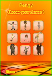 Dance Party Zoo apps