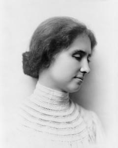 Helen_Keller - deafblind