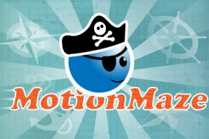 MotionMaze - apps for gross motor skills