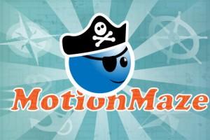 MotionMaze - apps for gross motor skills