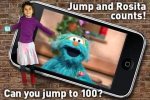 Rosita's Jump Count - Gross motor skills