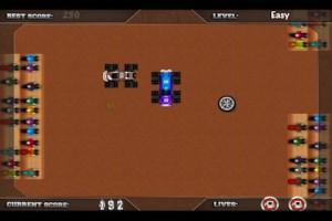 Smashing Monster Truck Lite - gross motor skills apps