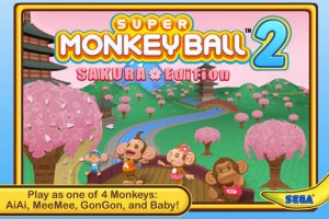 Super Monkey Ball Sakura Edition Lite - gross motor skills apps