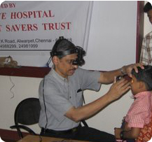 Frontline Sight Savers Trust