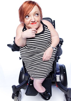 Stella Young –  I'm not your inspiration