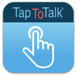 TapToTalk Apps – Aimed to non-verbal students