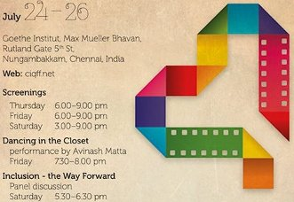 Real Desires - Chennai International Queer Film Festival 2014