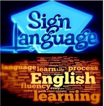 Learning English through Sign Language-v-shesh