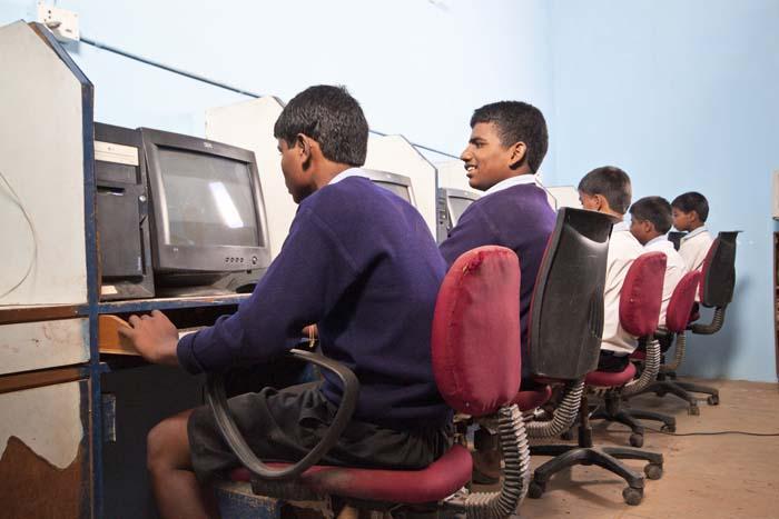 SRI RAKUM SCHOOL FOR THE BLIND