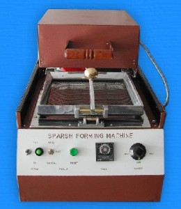 Sparsh Thermoforming Machine