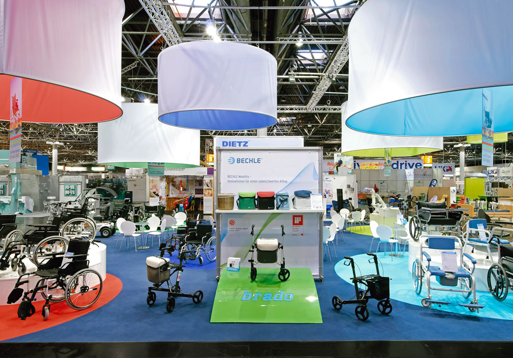 REHACARE Trade Fair, Düsseldorf, Germany
