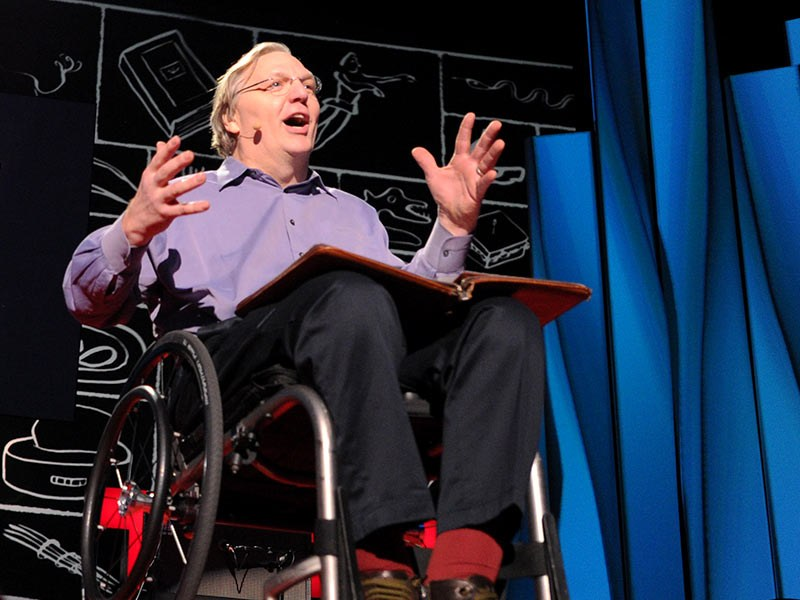 John Hockenberry : Journalist