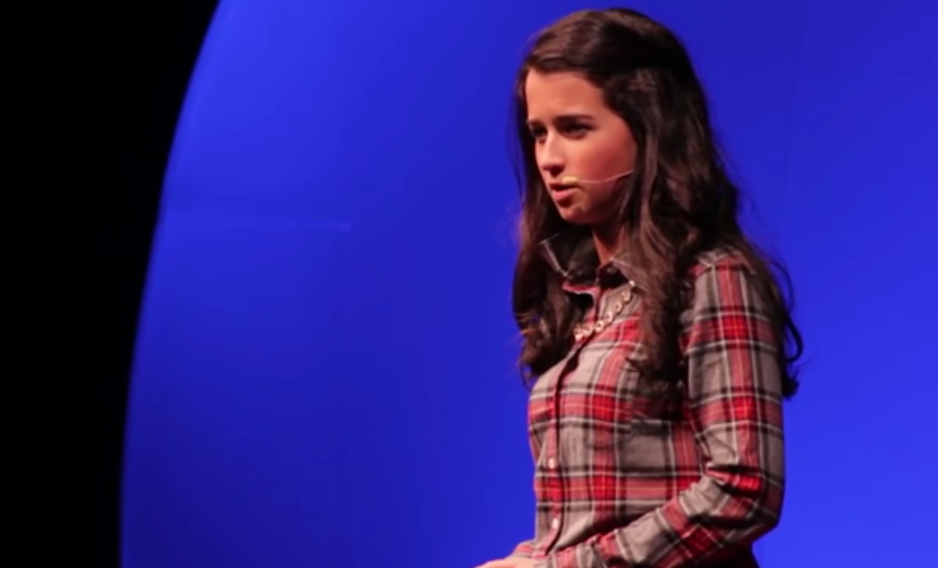 Overcoming Dyslexia, Finding Passion: Piper Otterbein at TEDxYouth