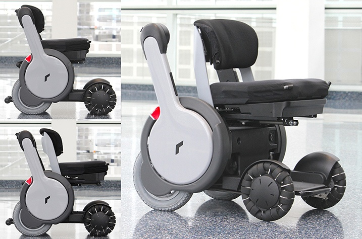 WHILL Type-A Powered Wheelchair