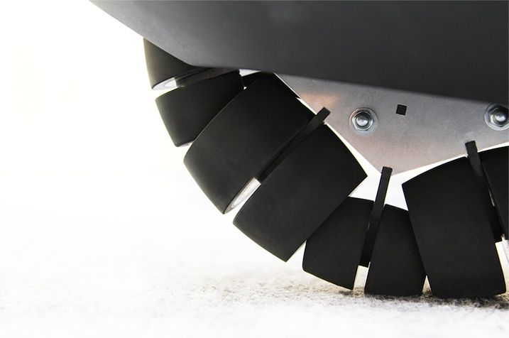 Cut Edge Wheel Technologies - WHILL Type-A Powered Wheelchair