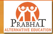 Prabhat Education Foundation Logo