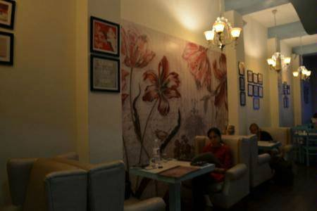 Kalakkal Cafe in Kotturpuram