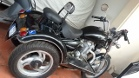 Royal Enfield Thunderbird 350cc Altered For Persons with Disabilities