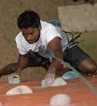 Para-Climbing World Champion Manikandan Kumar