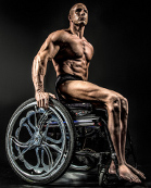 Wheelchair Bodybuilder – Nick Scott