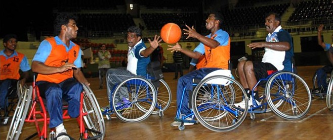 Wheelchair Basketball and Boccia Training and Development Workshops