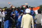India won the Blind Cricket World Cup 2014