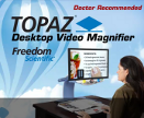 TOPAZ XL – Desktop Video Magnifier(Low Vision)