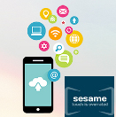 Sesame Touch-Free Smartphone for Persons with Disabilities