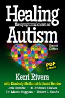 Book : Healing the symptoms known as Autism – 2nd edition