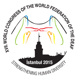 XVII World Congress of the World Federation of the Deaf in Istanbul