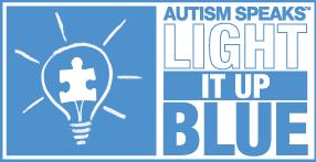 Light It Up Blue (LIUB) 2015 – World Autism Day