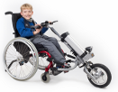 RIO Firefly Electric Handcycle – Go Twice as Fast!