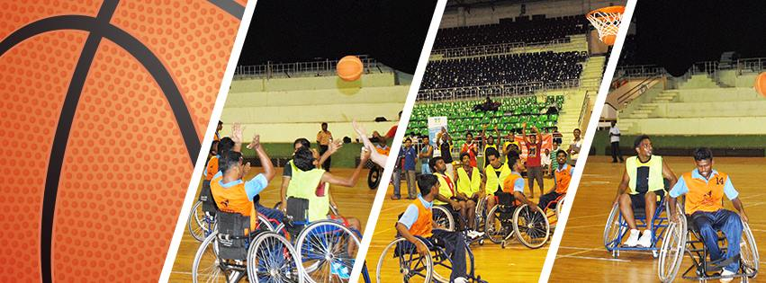 Workshop on Wheelchair Basketball – Classifiers, Coaches, Referees Course