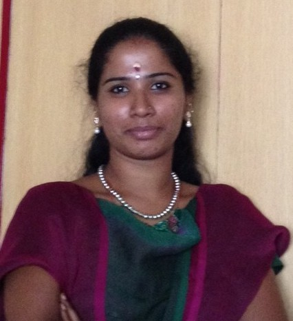 Ragavi – I think of myself as a proud deaf woman