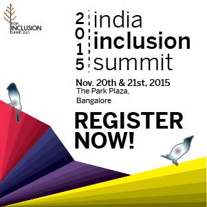 India Inclusion Summit 2015